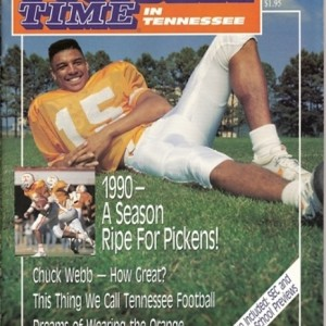 Vol. 3 - 1990  Rec. 9-2-2  SEC 5-1-1  (1st in SEC)   Sugar Bowl