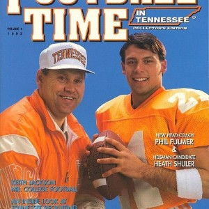 Vol. 6 - 1993  Rec. 10-2  SEC 7-1  (2nd in East) Citrus Bowl - 12th AP