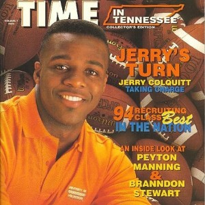 Vol. 7 - 1994  Rec. 8-4  SEC 5-3  (2nd in East)   Gator Bowl - 22nd AP