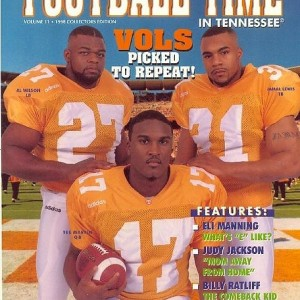 Vol. 11 - 1998  Rec. 13-0  SEC 9-0  (1st in East) SEC Champs  Fiesta Bowl - 1st AP National Champions
