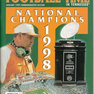 11998 National Championship Edition