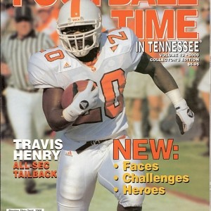 Vol. 13 - 2000 Rec. 8-4 SEC 5-3 (2nd in East) Cotton Bowl