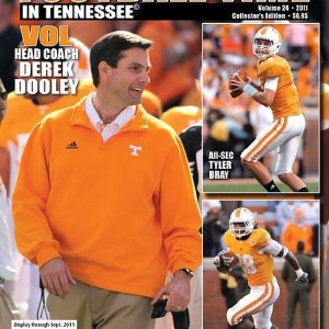 Vol. 24 - 2011 Rec. 5-7 SEC 1-7 (6th in SEC East)