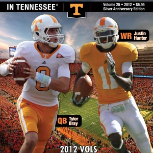 Vol. 25- 2012 Rec. 5-7 SEC 1-7 (6th in SEC East)