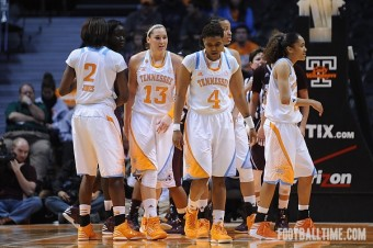 Lady Vols survive, defeat Gators 82-73.