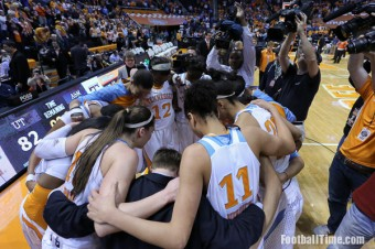 The Lady Vols' 2012-13 Season: Trial and Triumph.