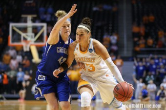 "Home ""Sweet"" home, Lady Vols advance to the Sweet 16."