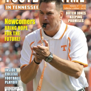 Vol. 27 2014 Rec. 7-6 SEC 3-5 (4th in SEC East)
