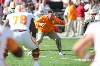Butch Jones Still Building Valuable Recruiting Relationships