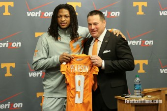 Gallery: Tennessee's National Signing Day press conference
