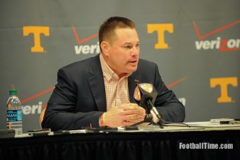 VIDEO: Butch Jones' spring practice press conference