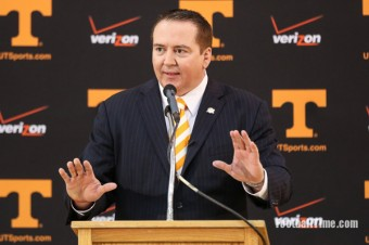 VolFeed: Donnie Basketball Opening Presser Reaction