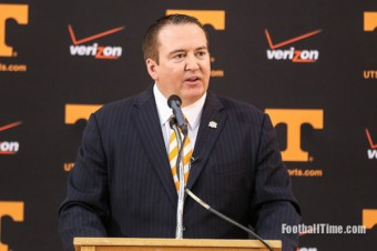 A breakdown of Donnie Tyndall's coaching staff