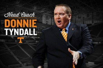 New Tennessee Volunteers head basketball coach Donnie Tyndall faces challenges