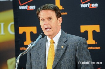 Tennessee basketball coaching candidate hot board